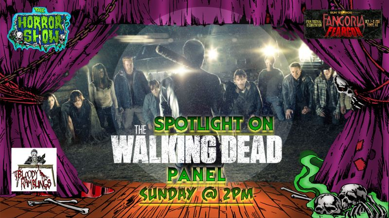 Spotlight on The Walking Dead